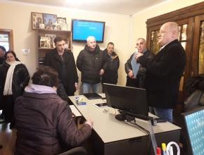 Study Tour to Galati (Romania)