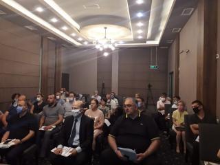 Kick-off Meeting (Georgia)