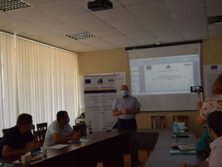 Kick -off  Meeting  (Moldova)